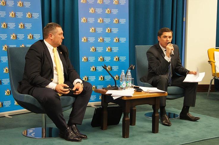 Ярославские предприниматели задали региональной власти свои вопросы.
