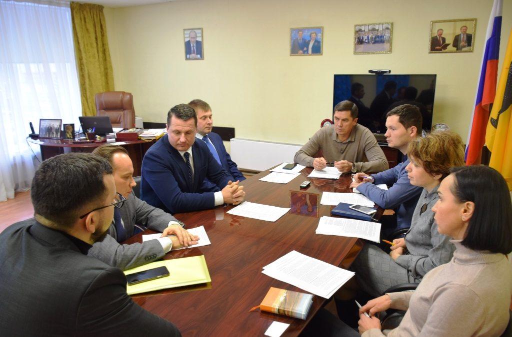 Члены Экспертного совета по административным и уголовным делам собрались на первое заседание