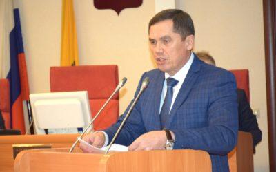 Альфир Бакиров рассказал депутатам о положении бизнеса на фоне пандемии коронавируса