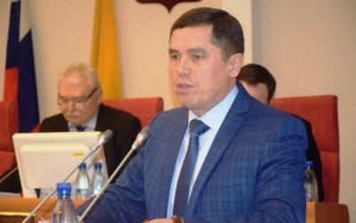 Альфир Бакиров выступит перед депутатами областной Думы