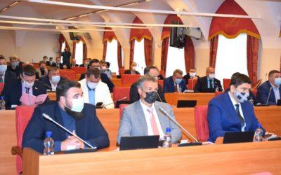 Альфир Бакиров рассказал депутатам о жизни бизнеса в период пандемии