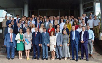 В Ярославле завершилось VIII Межрегиональное совещание уполномоченных по защите прав предпринимателей