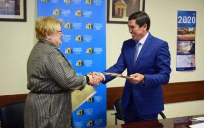 Альфир Бакиров подписал соглашение о сотрудничестве с Арбитражным центром при РСПП