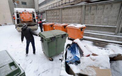 Для предпринимателей страны предложено установить единые нормативы на вывоз мусора