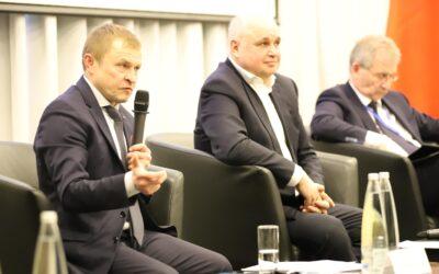 Бизнес-омбудсмен Ярославля выступил на Съезде лидеров «ОПОРЫ РОССИИ»