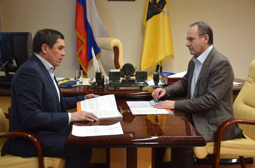 Альфир Бакиров представил ежегодный доклад в Ярославскую областную Думу