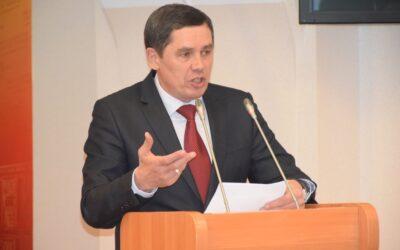 Альфир Бакиров рассказал о проблемах бизнеса депутатам профильного комитета областной Думы
