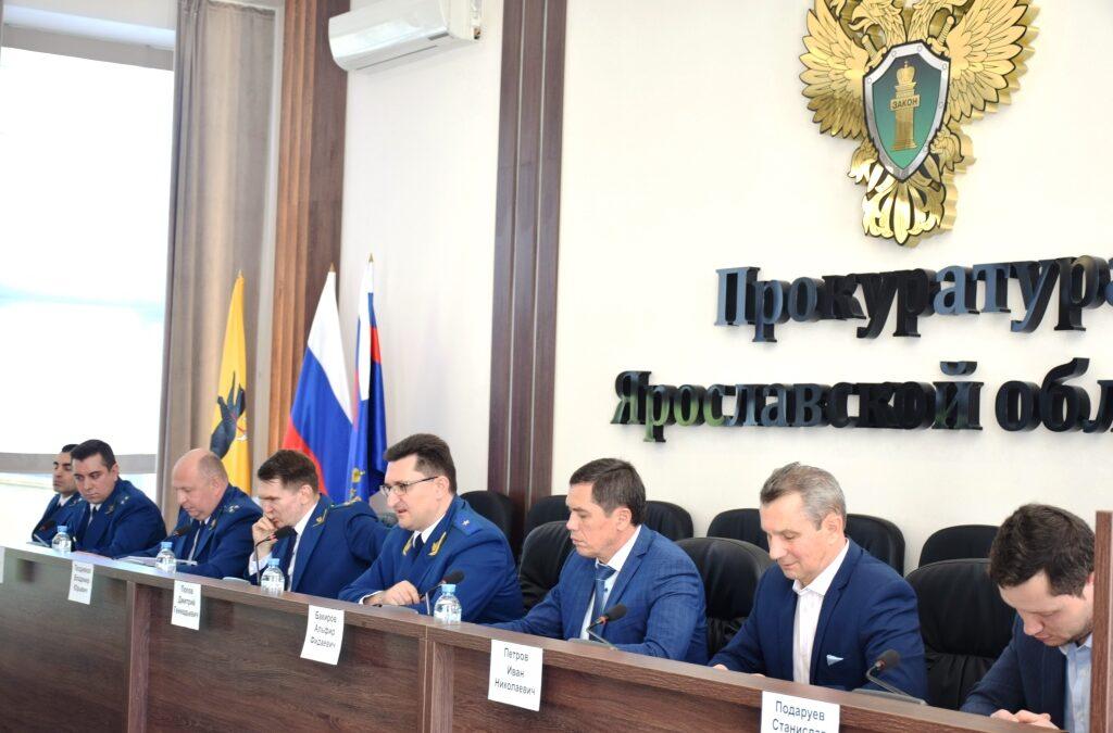 В ярославской прокуратуре прошел прием предпринимателей