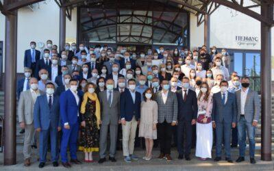 Около 50 регионов России приняли участие в IX Межрегиональном совещании бизнес-омбудсменов
