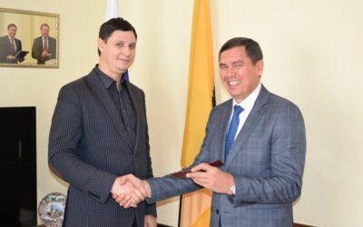 У Альфира Бакирова появился новый общественный помощник