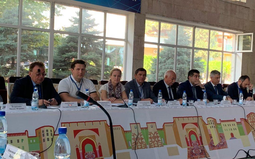 В Республике Дагестан проходит Межрегиональное совещание Уполномоченных