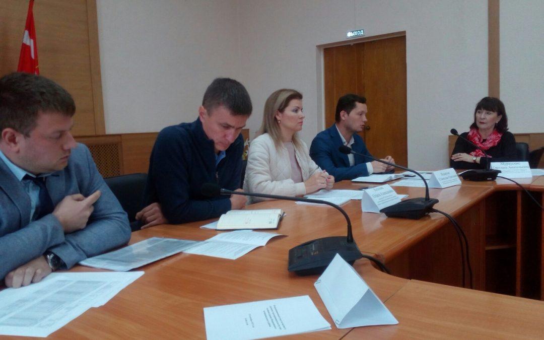 В Некрасовском прошел Координационный совет предпринимателей